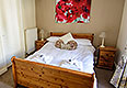 Double rooms available at The Penrhos Arms Hotel.